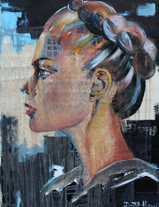 portrait - Le Aly di Lia di Donatella Marraoni