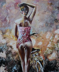 Maybe...I need another bike - Le Aly di Lia di Donatella Marraoni