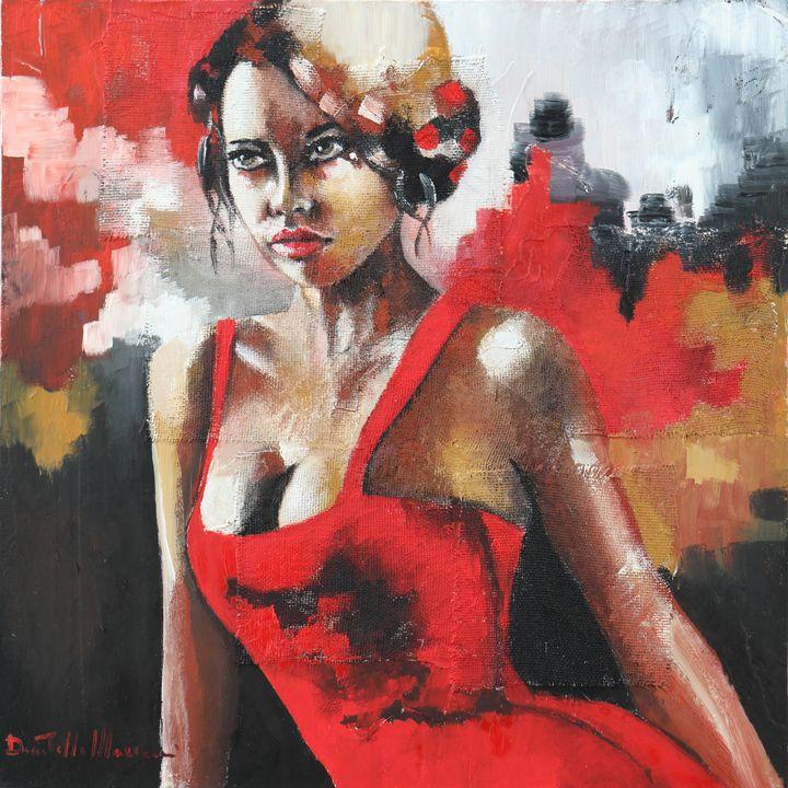 Would you like to dance? - Le Aly di Lia di Donatella Marraoni