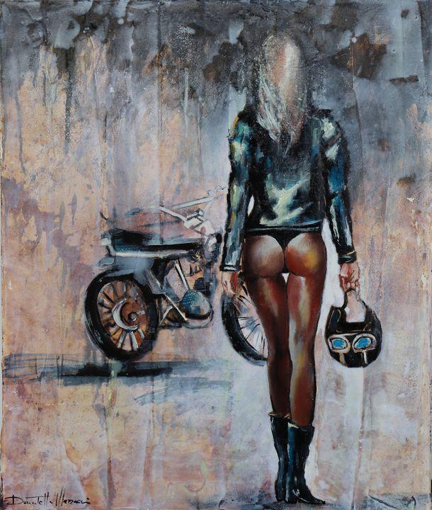 Follow me - Le Aly di Lia di Donatella Marraoni