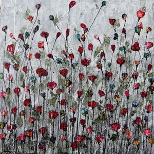 poppies memories and love - Le Aly di Lia di Donatella Marraoni
