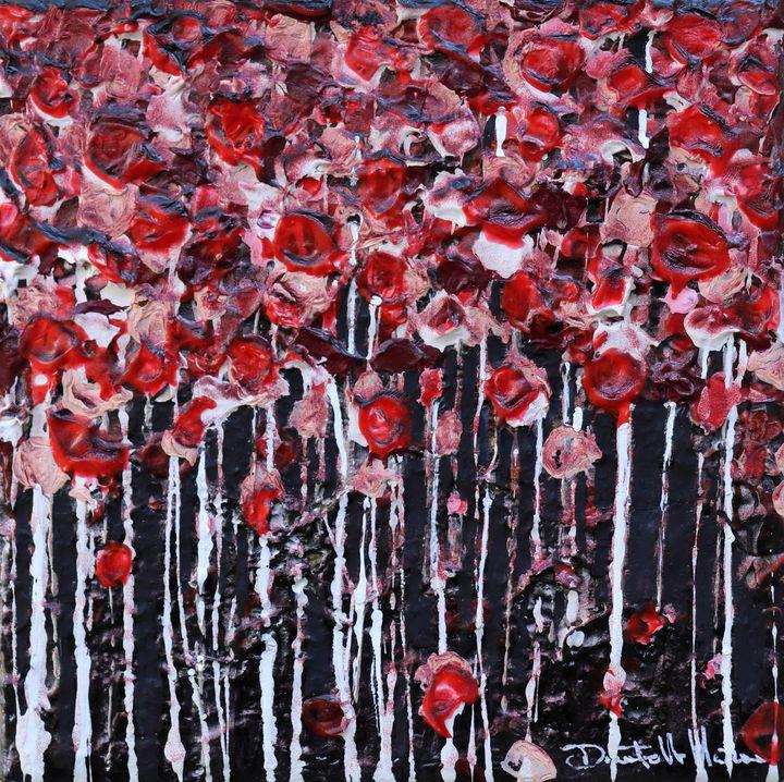 red lovely red - Le Aly di Lia di Donatella Marraoni