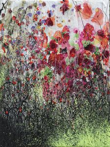 happy poppies - Le Aly di Lia di Donatella Marraoni