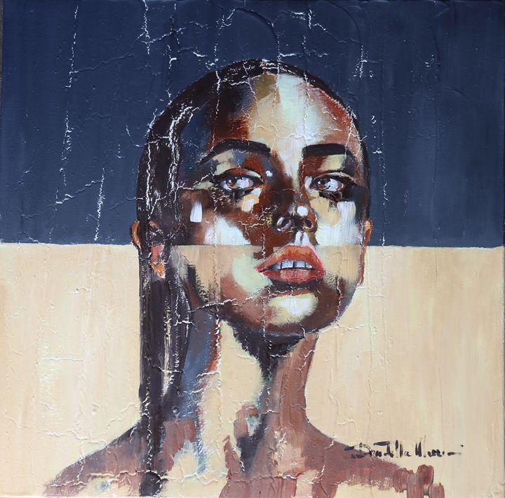 Portrait XV - Le Aly di Lia di Donatella Marraoni
