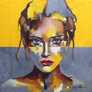Portrait XVI - Le Aly di Lia di Donatella Marraoni