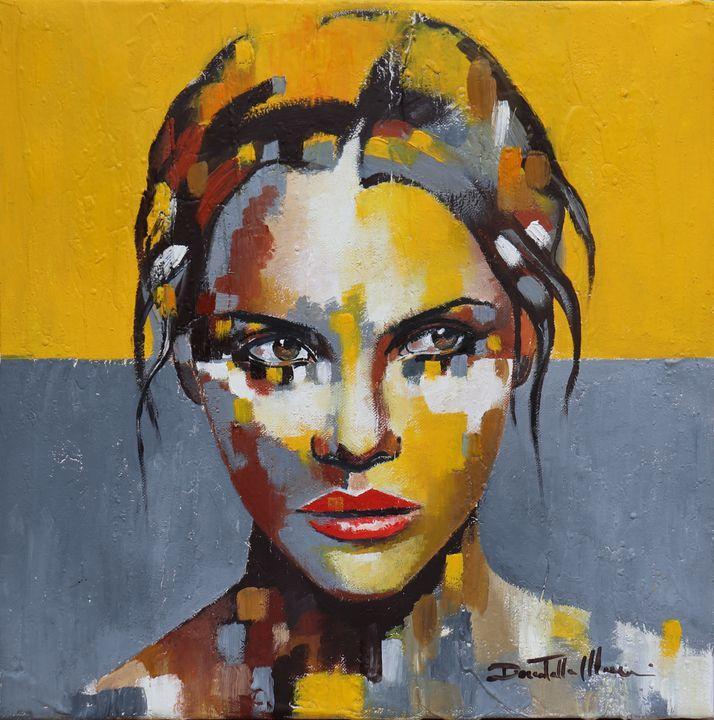 Portrait XXII - Le Aly di Lia di Donatella Marraoni
