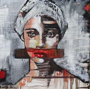 portrait XXI - Le Aly di Lia di Donatella Marraoni