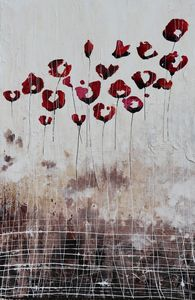 Love Poppies and memories - Le Aly di Lia di Donatella Marraoni