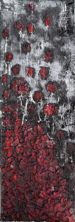 dark poppies - Le Aly di Lia di Donatella Marraoni