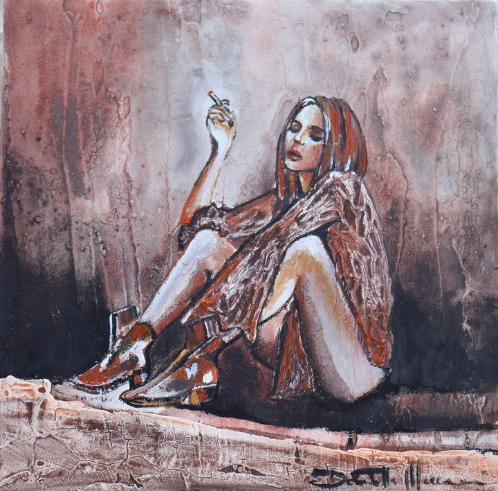 meditation - Le Aly di Lia di Donatella Marraoni