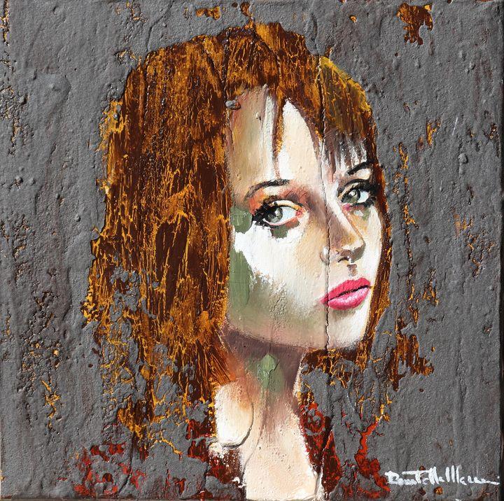 Alysia portrait II - Le Aly di Lia di Donatella Marraoni