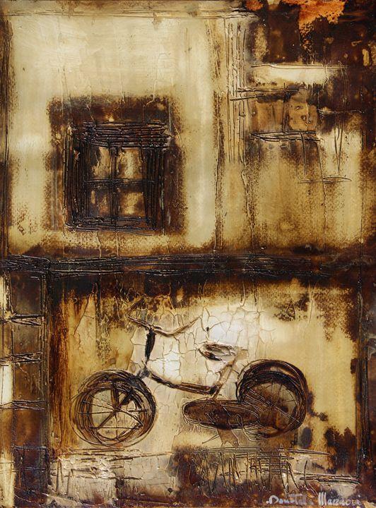 House & Bike - Le Aly di Lia di Donatella Marraoni