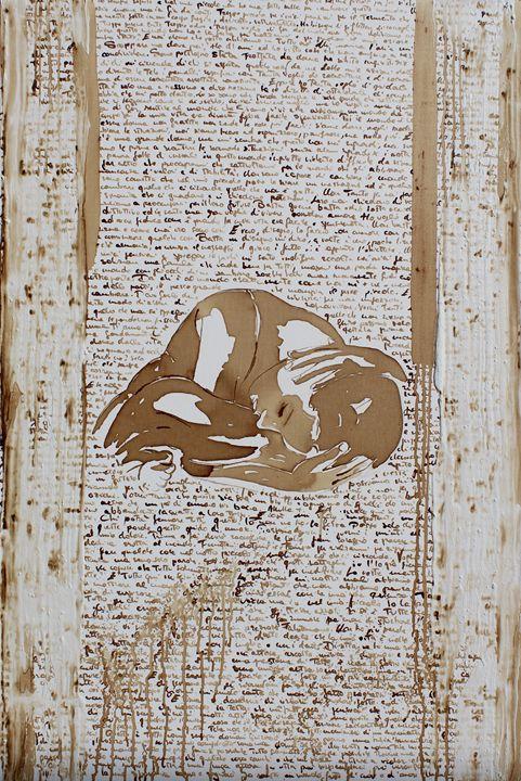 Let me live in a world of peace - Le Aly di Lia di Donatella Marraoni