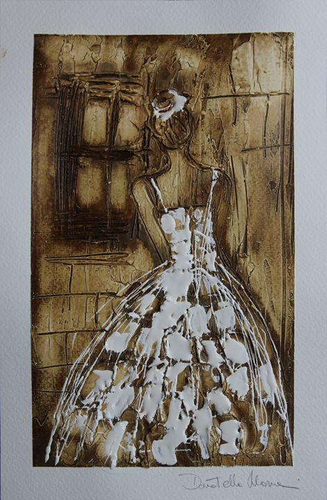 The wedding dress - Le Aly di Lia di Donatella Marraoni