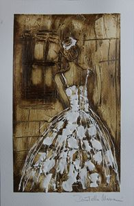 The wedding dress - Le Aly di Lia di Donatella Marraoni