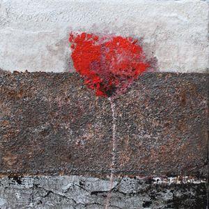 Solitary Poppy - Le Aly di Lia di Donatella Marraoni