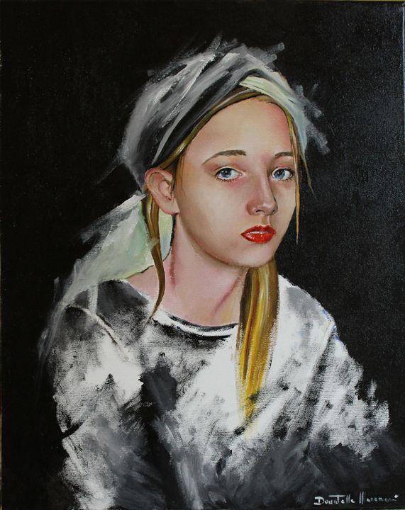 Much more than a portrait - Le Aly di Lia di Donatella Marraoni