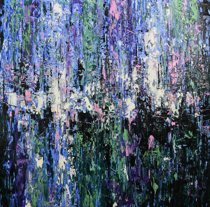 END OF WINTER - Melisch Leonard Gallery