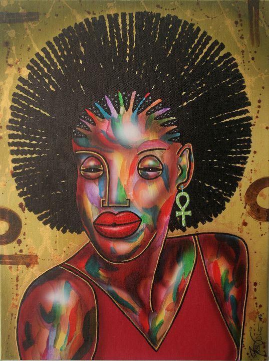 Afrodyeti - Fred Odle