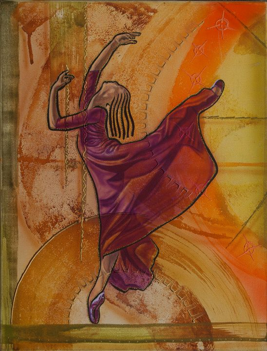 The Joy of dancing - Fred Odle