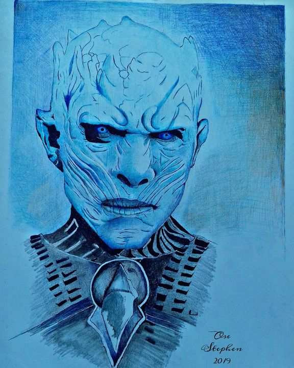The Night king - Ose's strokes