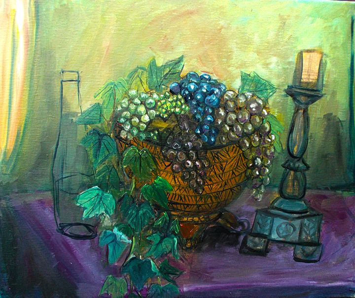 Fruit of the Vine - Something Different Arts and Crafts