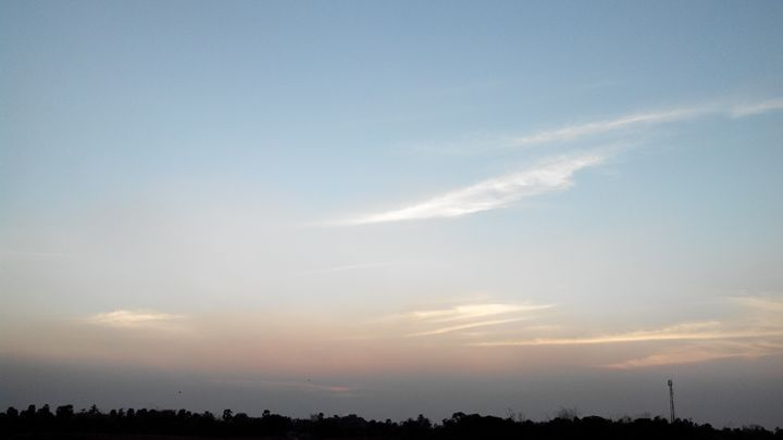 Sunset - The Trickster
