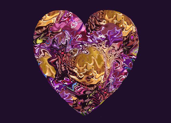 Heart #3 - Larry Singer Fine Art Photography