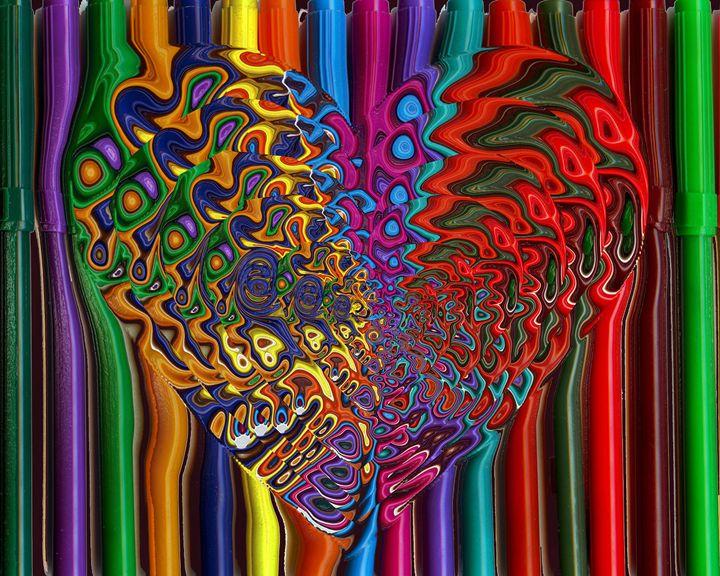 Heart #7 - Larry Singer Fine Art Photography