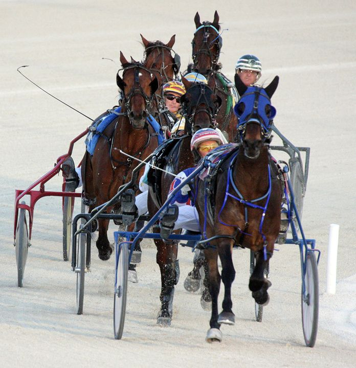 Harness Racing #5 - Larry Singer Fine Art Photography