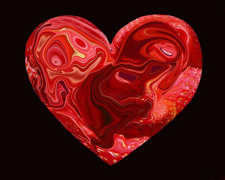 Heart #20 - Larry Singer Fine Art Photography