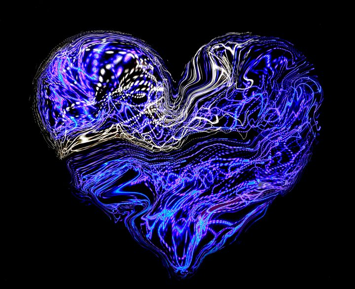 Heart #11 - Larry Singer Fine Art Photography