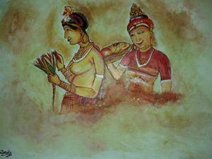 Beautiful Apsaravo