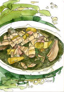 Gang No Mai/Bamboo Soup