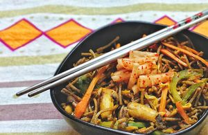 The Buckwheat Noodles