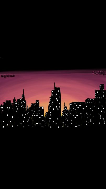 Nightcall. - Raza Shahid