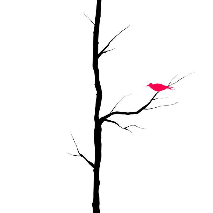 Calm abstract - Raza Shahid