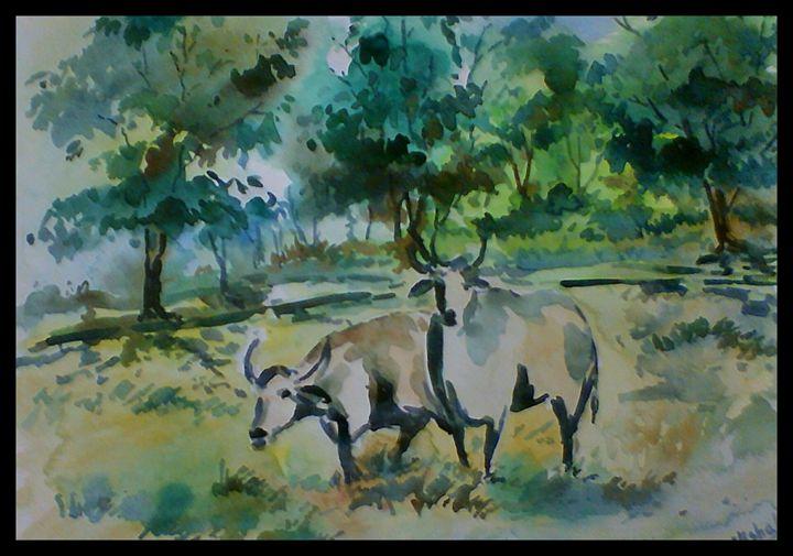 Wild life - Arty's Art Gallery by Vishal Singh