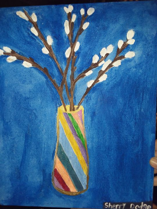 hand picked willows - sherry dodge