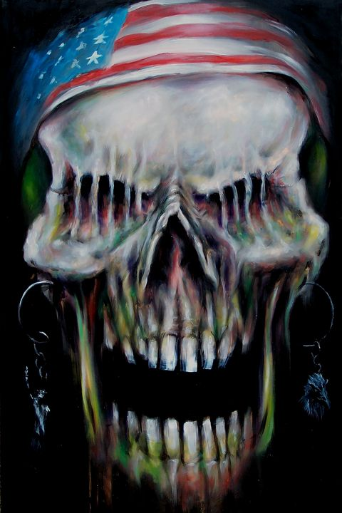 The Patriot - Gary Mcmullan Art