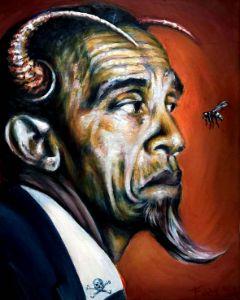 Barack Hussein Obumabad