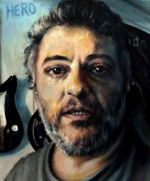 Aldo - Gary Mcmullan Art