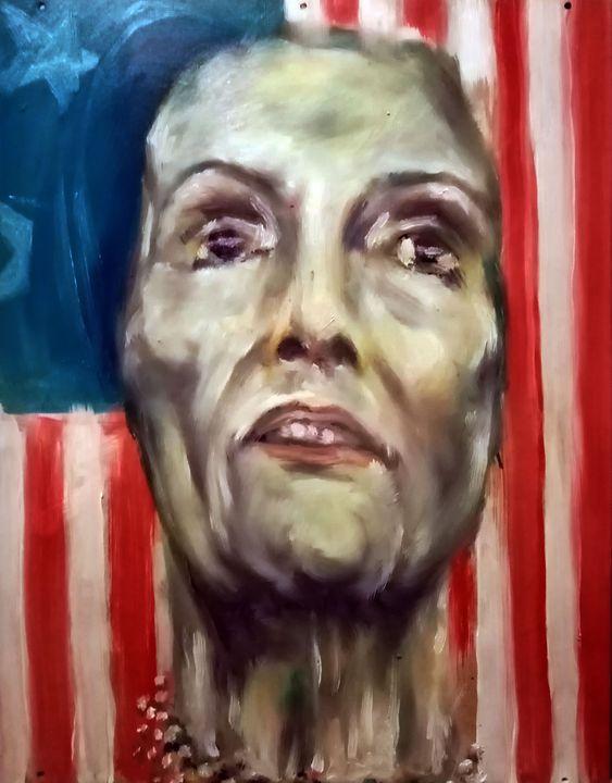 American Nightmare - Gary Mcmullan Art
