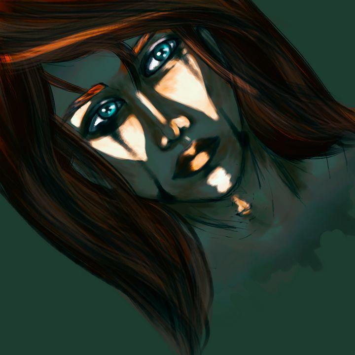 Virgo in the Dark - KoruruKris