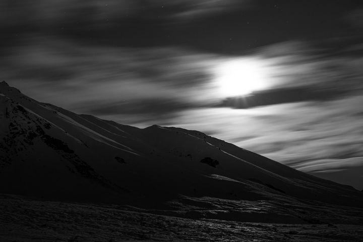 winter night - Caedmon Creative