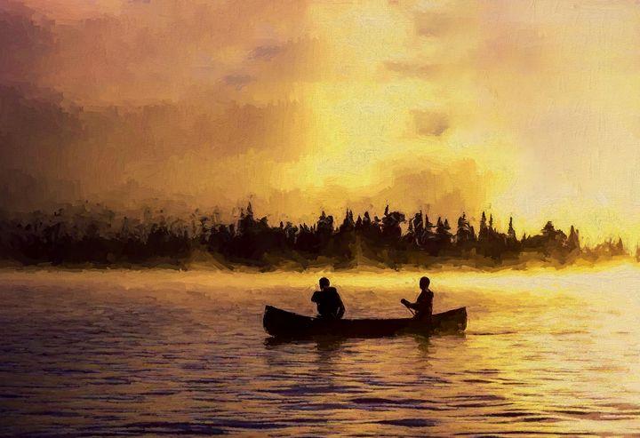 A Northern Memory - Wib Dawson Paintings