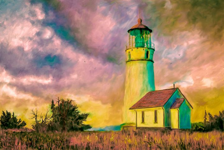 North Channel Light - Wib Dawson Paintings