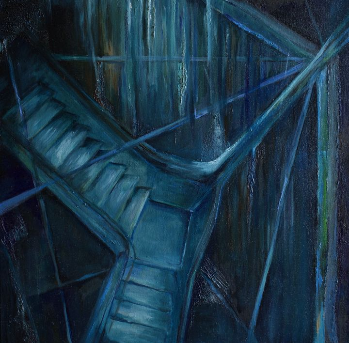 Staircase - Liz Bronson