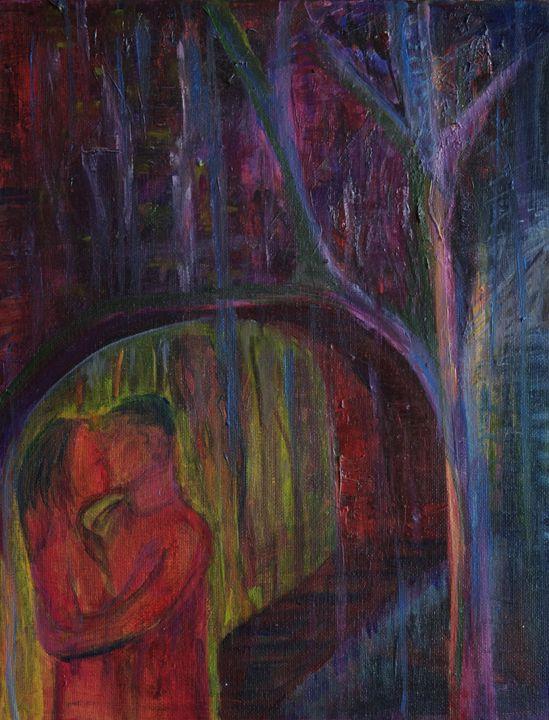 A Kiss - Liz Bronson