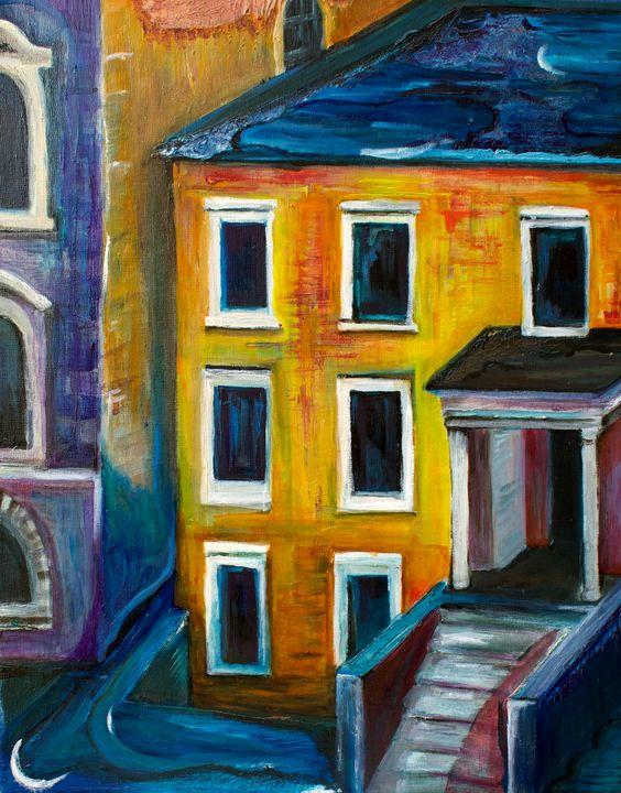 The View - Liz Bronson